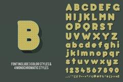Baku - SVG color font Product Image 3