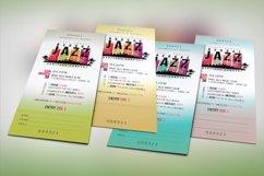 Reggae Jazz Concert Ticket Template Product Image 4
