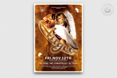Angels Party Flyer Template V1 Product Image 1