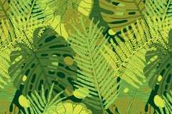 Exotic leaf. Summer mood. Product Image 6