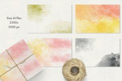 Vector Watercolor texture Product Image 4