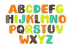Kristof Font Duo Doodles! Product Image 8
