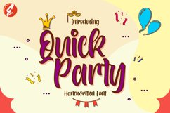 Quick Party Product Image 1