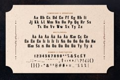 Melta Fogh - Powerful Display Font Product Image 5