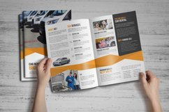 Auto Car Rental Service Brochure v1 Product Image 3