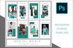 Instagram Photoshop templates bundle Product Image 3