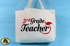 Teacher SVG PNG EPS DXF Teacher Quote SVG Teacher Life SVG Product Image 5