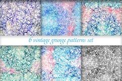 Grunge patterns set Product Image 1