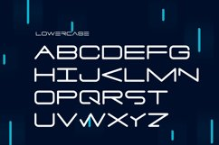 PORE Font Product Image 6