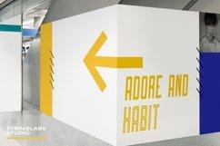 Roguedash - Stylish Sans Font Family Product Image 4