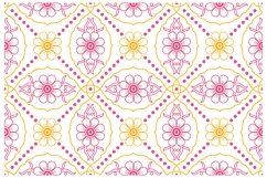 Vintage Floral Seamless Pattern 02 Product Image 2