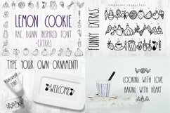 Font bundle - 6 handwritten and calligraphy fonts Product Image 5