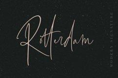 Bottomland - Family Signature Script Product Image 5