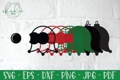 3D Santa Cam Ornament SVG, Christmas Camera Bundle, Elf DXF Product Image 3