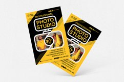 Photography Studio #01 Print Templates Pack Product Image 4