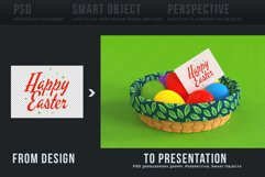 Easter Egg Mockups and Images Product Image 6