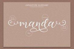 Manda - Modern Script Font Product Image 7