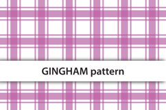 100 colors gingham, plaid seamless digital background Product Image 2