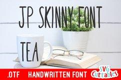JP Skinny Font Product Image 1
