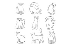 Cat character sketch Product Image 1