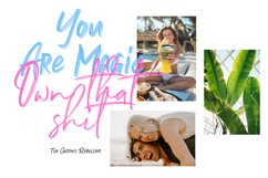 Soak Up The Sun Font Duo & SVG Product Image 5