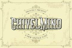 Chivel Mind - Vintage Font Product Image 1