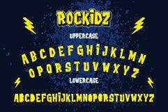 Rockidz // Layered Font Family Product Image 2