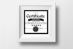 Certificate Templates Product Image 1