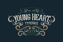 Young Heart Typeface Product Image 1