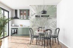 Wall mockup - Interior mockup - Wallpaper mockup Product Image 6