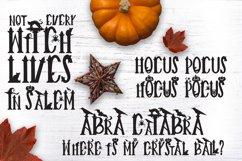 Creepy Halloween Font Product Image 2