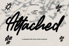 Web Font Attacher - Handwritten Font Product Image 1