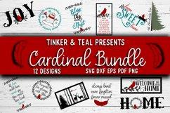 Cardinal SVG Bundle Product Image 1