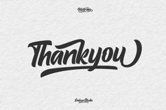 Mistrain Modern Hand Lettering Product Image 5