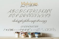 Malvinas Font Duo Product Image 3