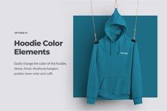 8 Mockups Hoodie Product Image 2