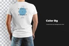 3 Men's T-Shirt Mockup Product Image 2