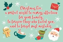 Bunny Christmas Cute Script Font Product Image 4