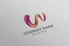 Letter W Logo Design 37 Product Image 1