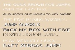 VOLKI - Handwritten Vintage Typeface Product Image 4