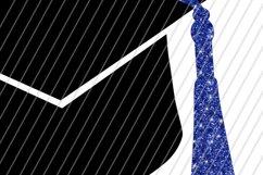 Blue Graduation Bundle Files / PNG, DXF, SVG / 14 Files Product Image 4