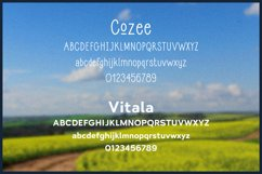 Countryside Living | A Farmhouse Font Duo with FREEBIES Product Image 4