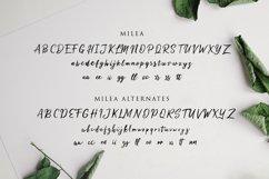 Milea - Hand Brush Script Product Image 6