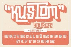 Oldstar Typeface Product Image 2