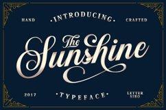 Sunshine & Vintage Ornaments Product Image 1