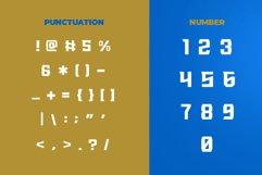 RACKIS Display Font Product Image 4