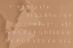 Quiet Christmas font in ttf, otf Product Image 2