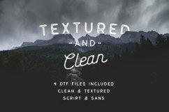 Genuine Script - Textured Type Duo Product Image 6