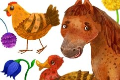 Farm animals/ PNG Product Image 5