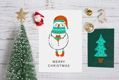 Snowman Christmas Graphic Pack. Product Image 6